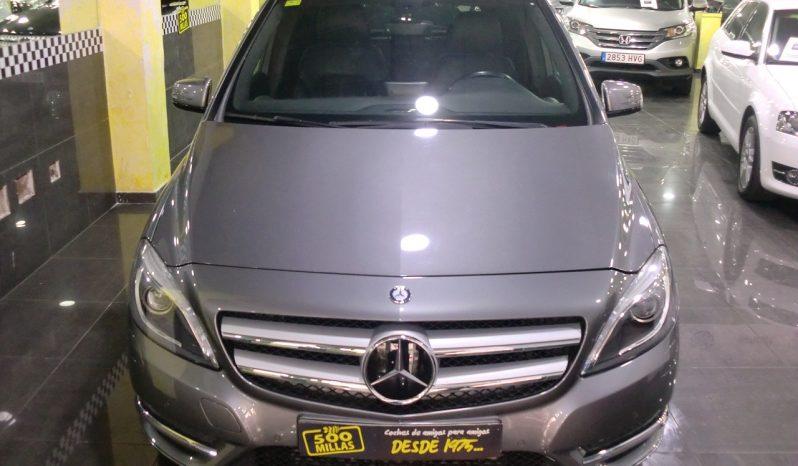 Mercedes-benz B 180 Cdi Auto voll