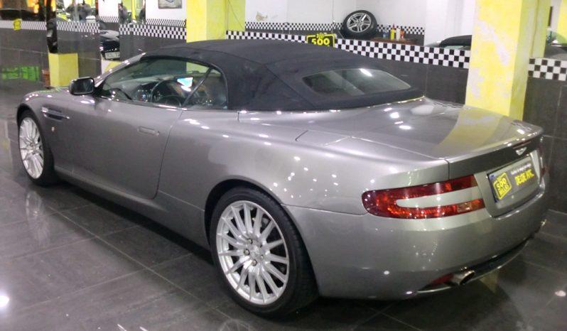 Aston Martin DB9 Volante V12 full