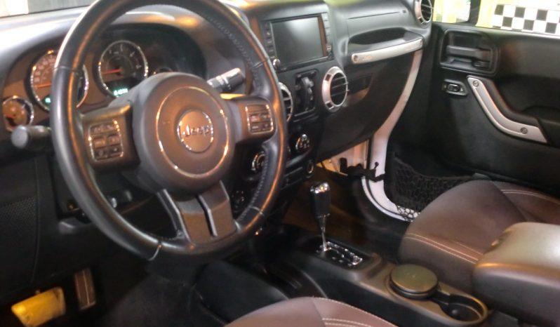 "Jeep Wrangler Unlimited 2.8 Crd ""Sahara"" voll"