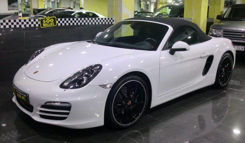 Porsche Boxster 2.7 full