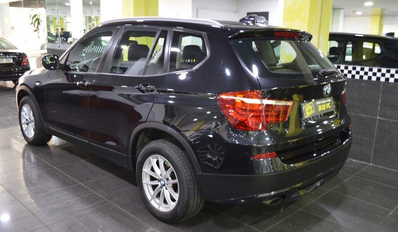 BMW X3 Xdrive 20d voll