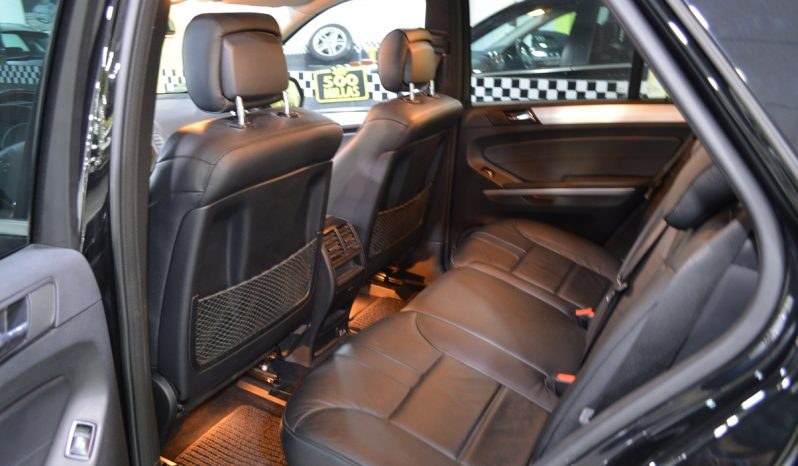 Mercedes-Benz ML 350 Cdi full