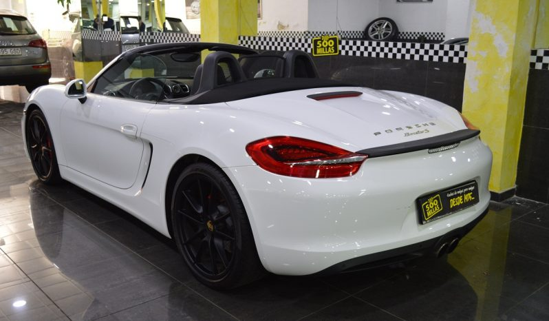 """Porsche Boxster S """"PDK"""" full"""