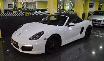 "Porsche Boxster S ""PDK"""