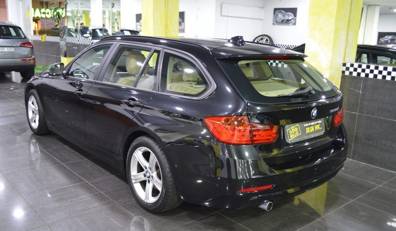 "BMW 320D Touring ""efficient dynamics"" full"