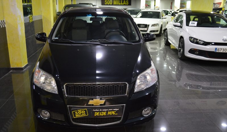 Chevrolet Aveo 1.4 auto voll