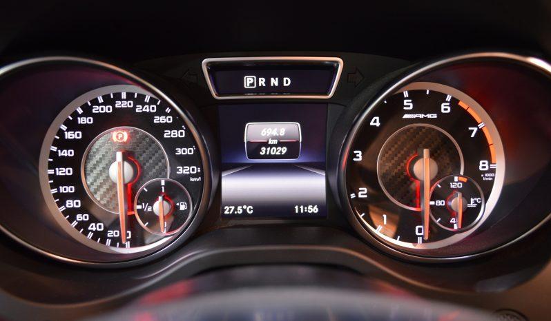 MERCEDES-BENZ GLA 45 AMG full