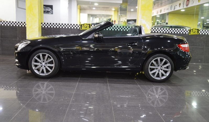 MERCEDES-BENZ SLK 250 CDI BE 7G voll