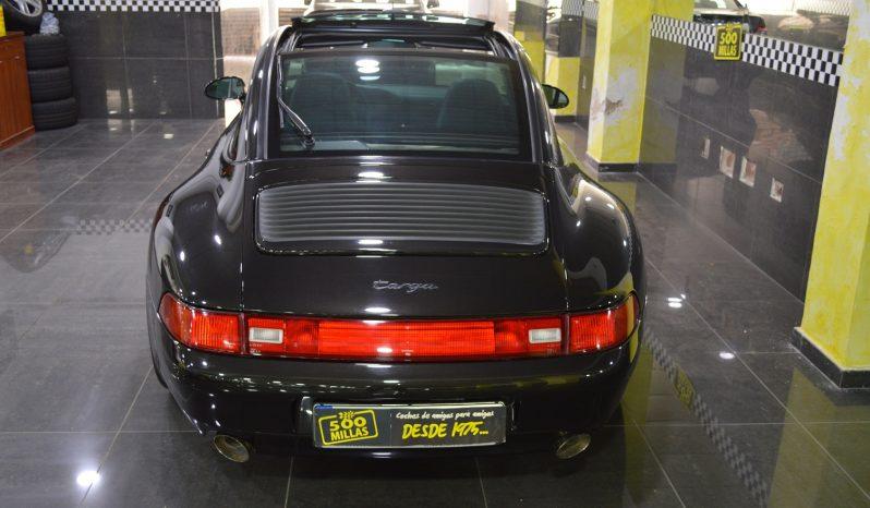 PORSCHE 911 993 TARGA completo