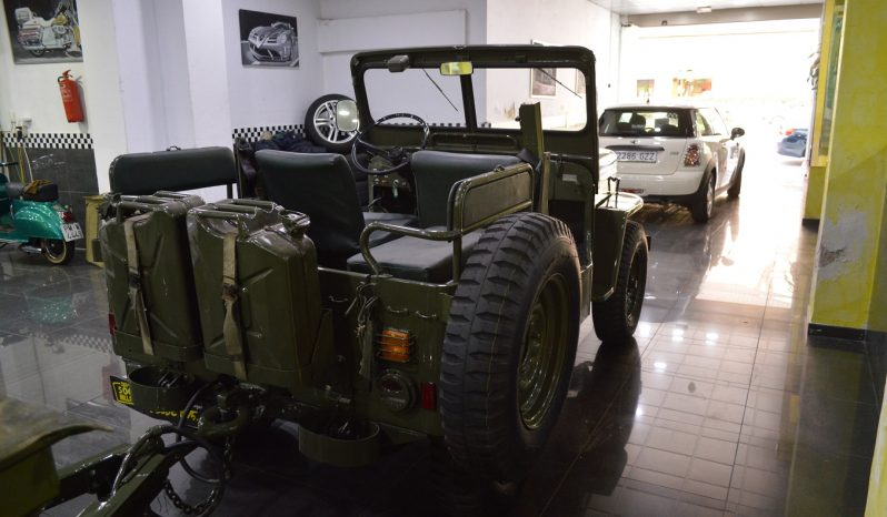 Jeep Willys 1967 completo