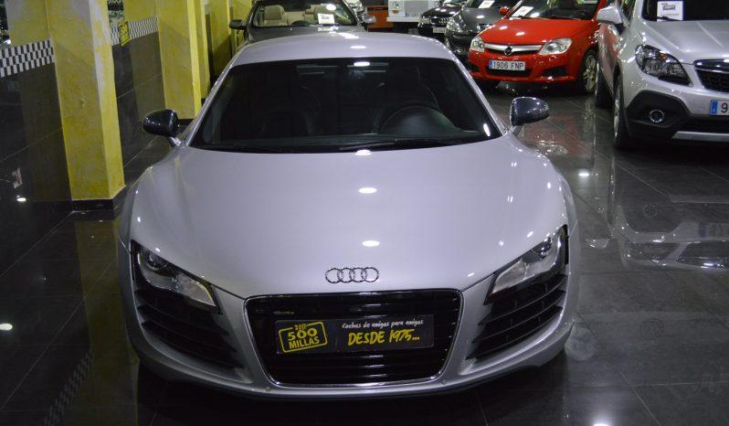 """Audi R8 4.2 V8 Quattro """"R-tronic"""" completo"""