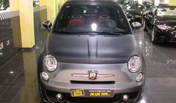 "Abarth 500 1.4 T-Jet ""SS"" completo"