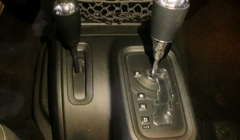 """Jeep Wrangler 2.8Crd Unlimited """"Sahara"""" completo"""