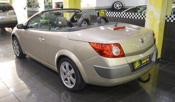 Renault Megane cabrio 2.0 completo