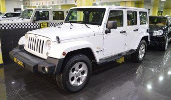"Jeep Wrangler 2.8Crd Unlimited ""Sahara"""
