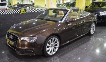 Audi A5 3.0 TDI Cabrio S-Line