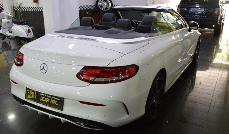 Mercedes-Benz C 220 cdi Cabrio  AMG 4matic completo