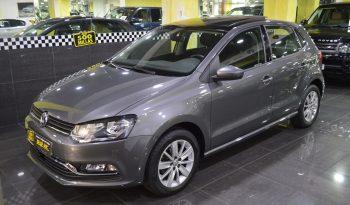 Volkswagen Polo Sport BlueMotion 1.2 90 cv.