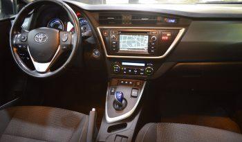 "Toyota Auris Híbrido ""Advance"" completo"