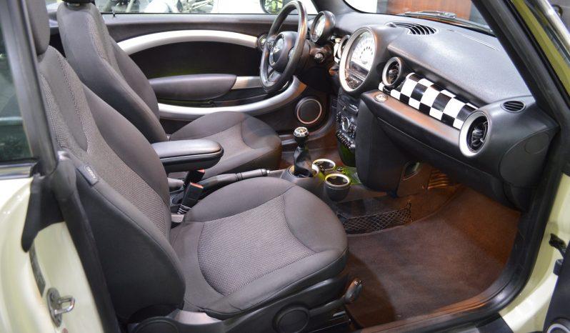 Mini Cooper D Cabrio completo