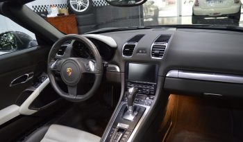 Porsche Boxster 2.7 PDK completo