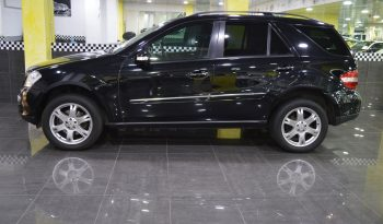Mercedes-Benz ML 320 Cdi completo