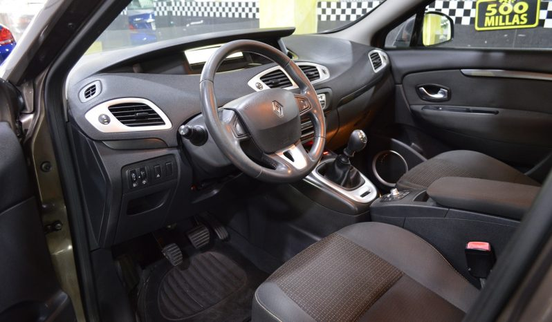 Renault Scenic 1.5 DCI «Dynamique» completo
