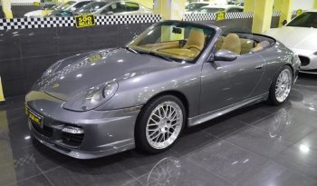 Porsche 911 carrera cabrio (turbo look)