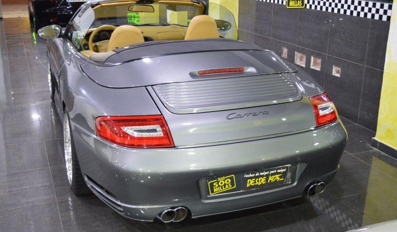 Porsche 911 carrera cabrio (turbo look) completo