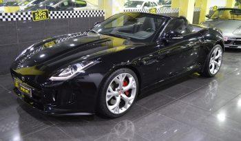 Jaguar F-type Convertible V6 400cv
