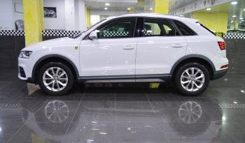 """Audi Q3 2.0 TDI Quattro S-tronic """"design edition"""" completo"""