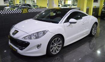 Peugeot RCZ 2.0 HDI 163 cv