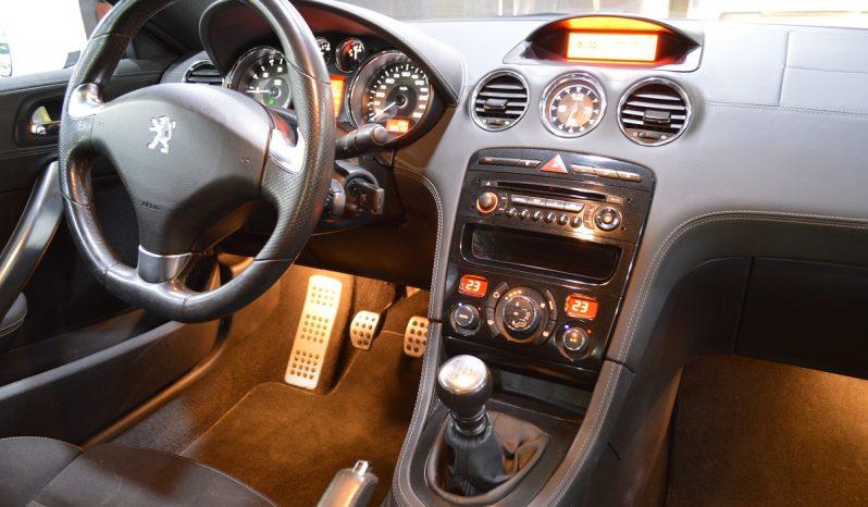 Peugeot RCZ 2.0 HDI 163 cv completo