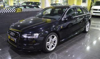Audi A4 2.0 TDI Avant S-line edition