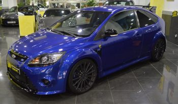 Ford Focus RS 2.5T 305 cv.