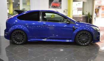 Ford Focus RS 2.5T 305 cv. completo