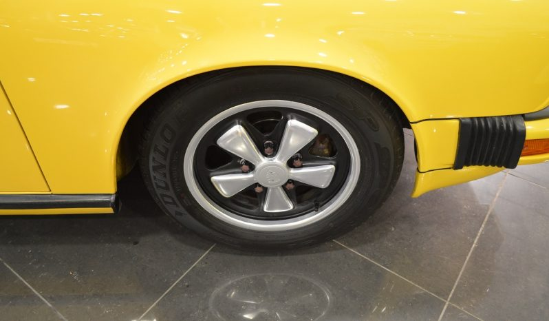 Porsche 911S 2.7 completo