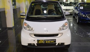 SMART FOR TWO CDI «PASSION» completo