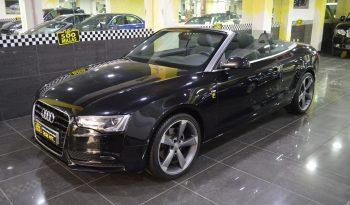 Audi A5 Cabrio 1.8 Tfsi «S-Line edition»