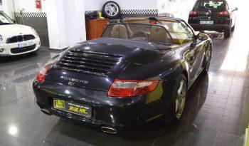 PORSCHE 911 CARRERA CABRIO completo