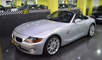 BMW Z4 2.2 CABRIO