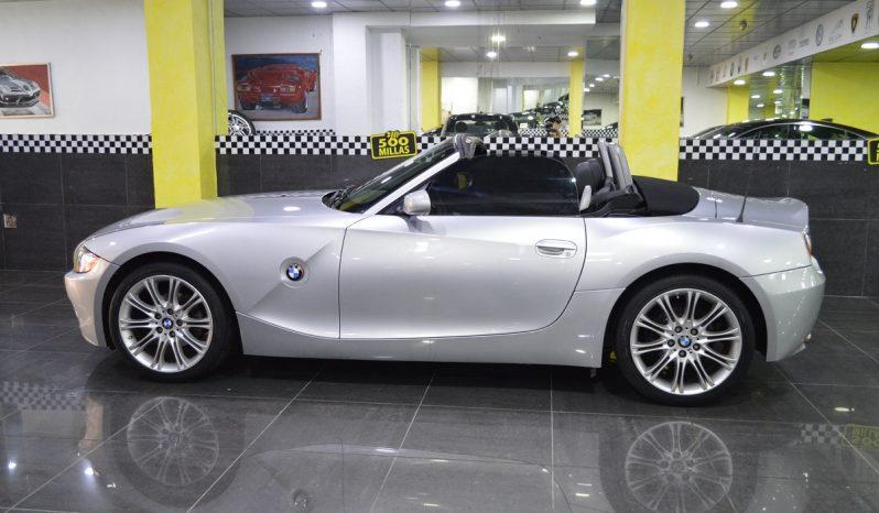 BMW Z4 2.2 CABRIO completo