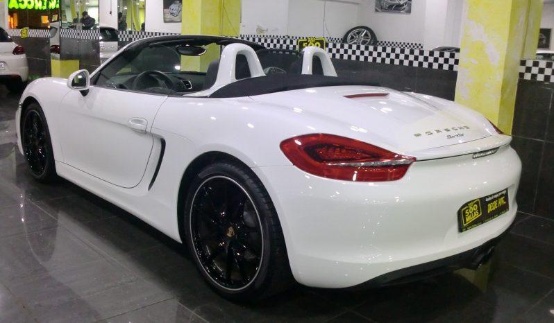 Porsche Boxster completo