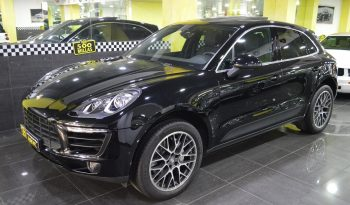 Porsche Macan S (diesel)