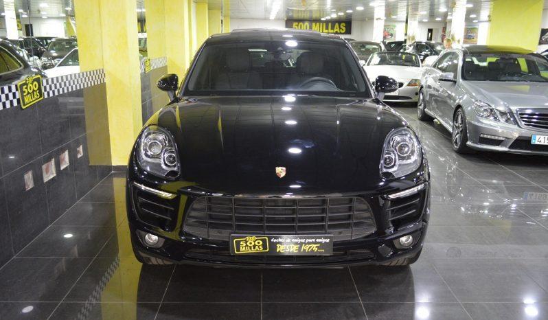Porsche Macan S (diesel) completo