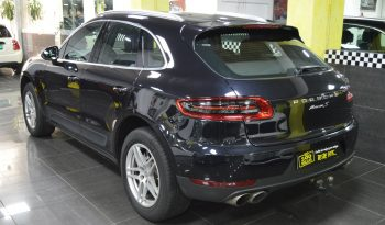 Porsche Macan S completo