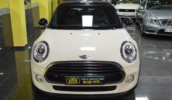 Mini Cooper D «auto» completo