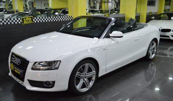 Audi A5 Cabrio 3.0tdi Quattro «S-line»