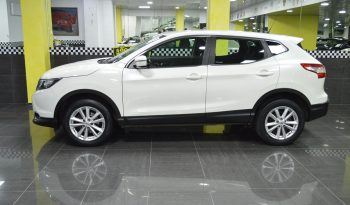 NISSAN QASHQAI 1.5 DCI ACENTA completo