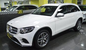 Mercedes-Benz GLC 220d 4 matic «AMG line»